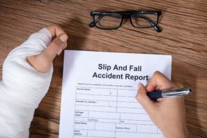 How Do You Prove Negligence in a Slip and Fall Accident?
